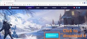 download gameloop emulator to install free fire on computer