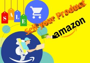 Sell product on Amazon