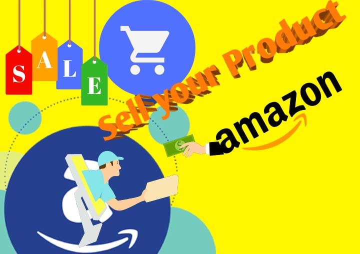 How to sell my product on mazon