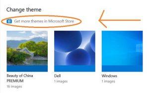 customize windows 10 theme