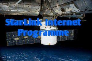 Get starlink internet