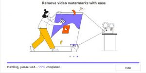 Download hitpaw logo and watermark remover software
